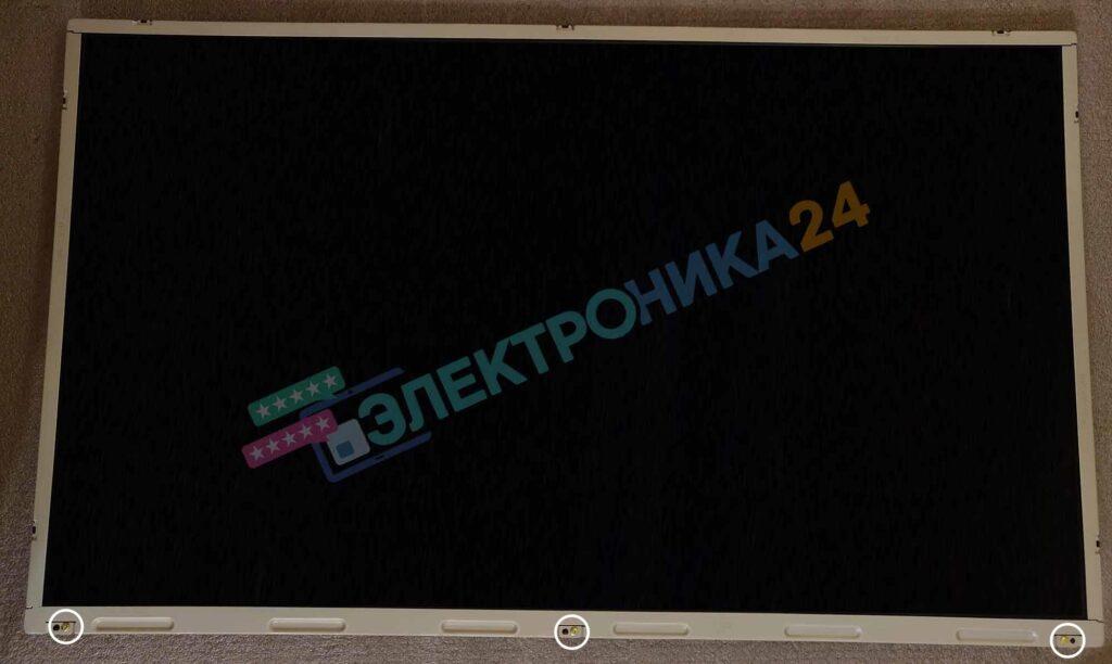 Разборка телевизора LG 32LM580T. Фото 1
