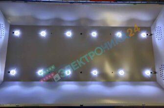 Подсветка в матрице lc32lt0030w