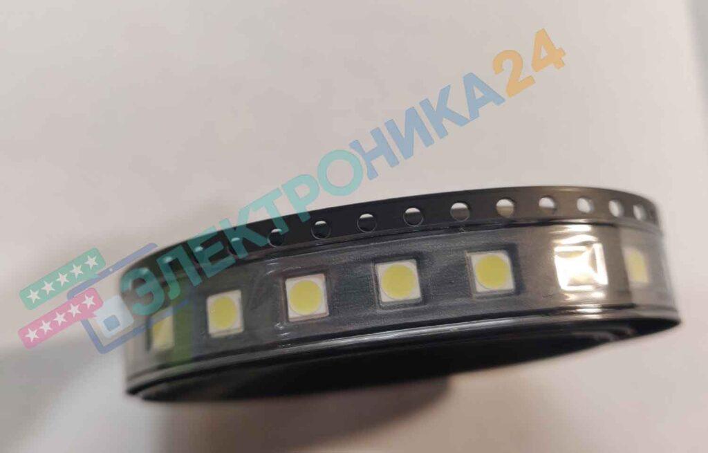 Светодиоды 6В от LG