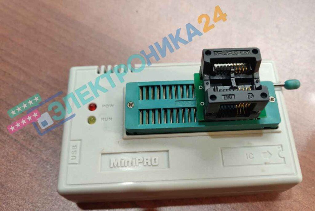 Программатор MiniPro TL866CS