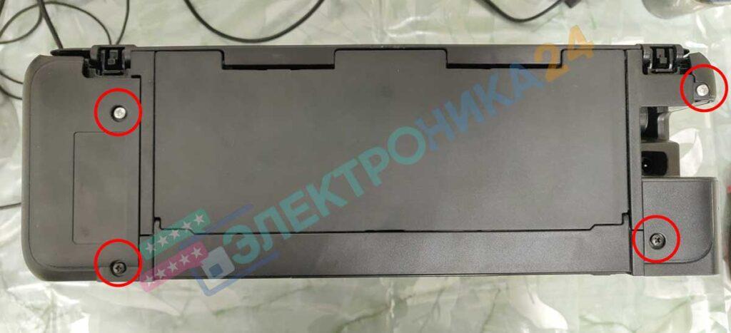 Разборка принтера TS5040 фото 1