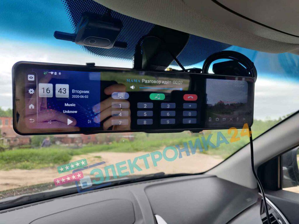 Регистратор-навигатор Junsun A103 фото 13