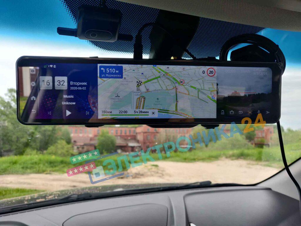 Регистратор-навигатор Junsun A103 фото 16