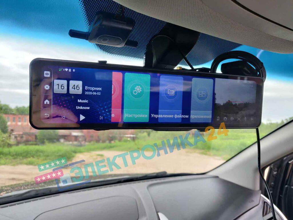 Регистратор-навигатор Junsun A103 фото 2