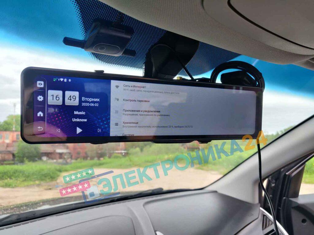 Регистратор-навигатор Junsun A103 фото 6