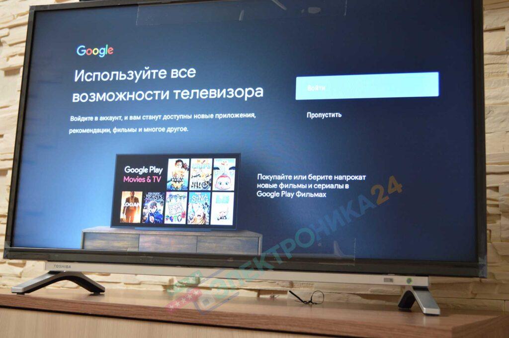 Обзор телевизора Toshiba 32L5069