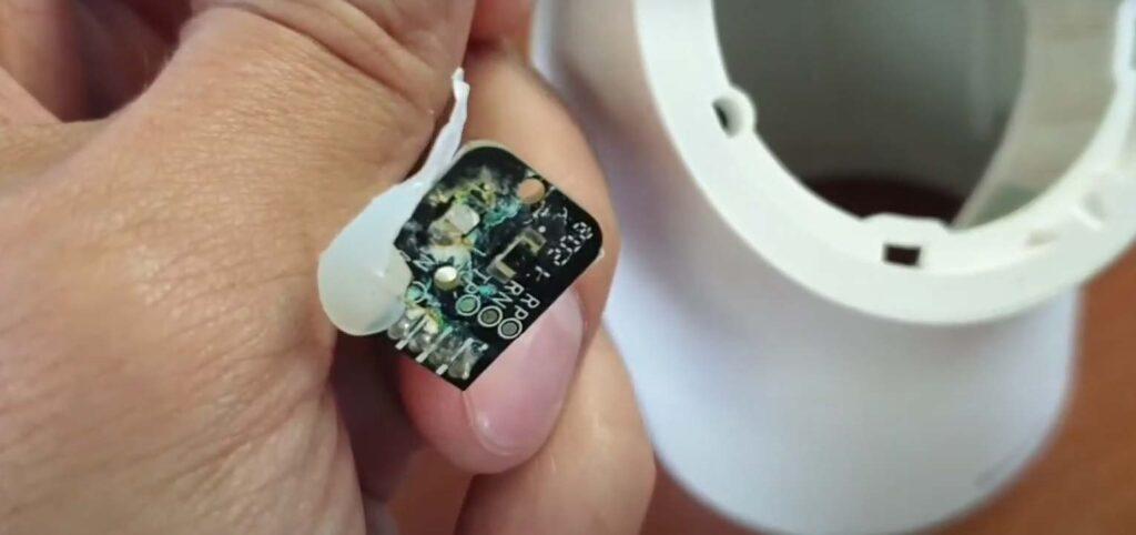Baseus ремонт дозатора