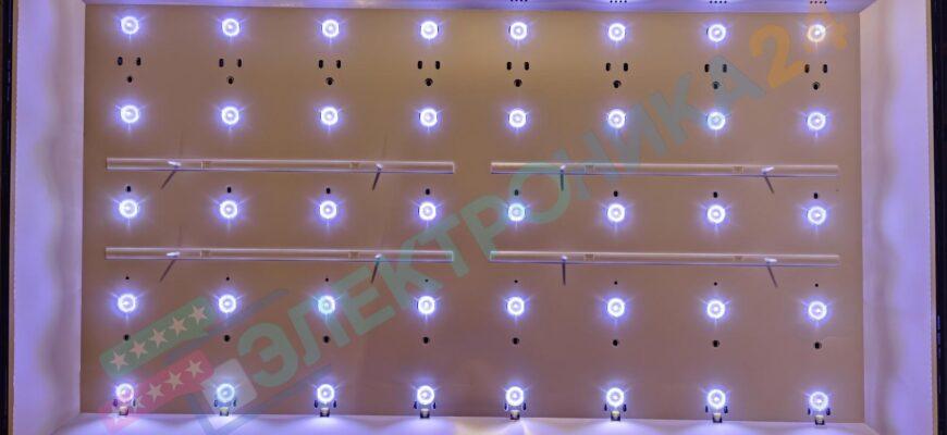 Подсветка в телевизоре Erisson 40LET82