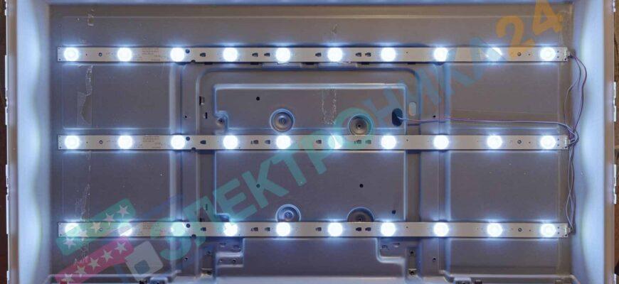 Подсветка телевизора LED32S38T2